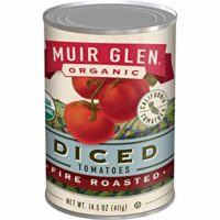 Muir Glen, Organic Fire Roasted Tomatoes