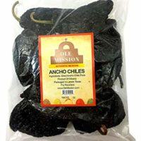 Dried Ancho Chiles Peppers