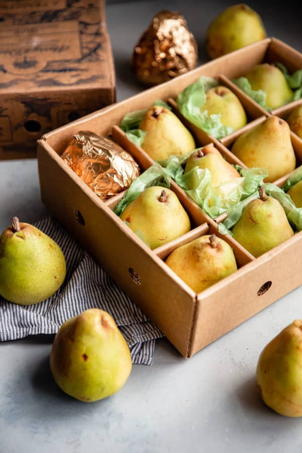 Harry and David Royal Riviera Pears