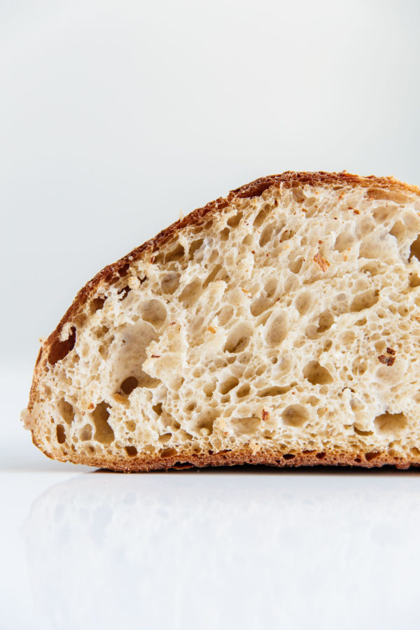 Sourdough Bread Crumb