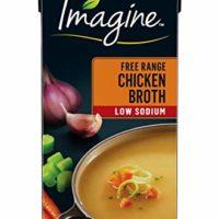 Imagine Organic Low-Sodium Chicken Broth