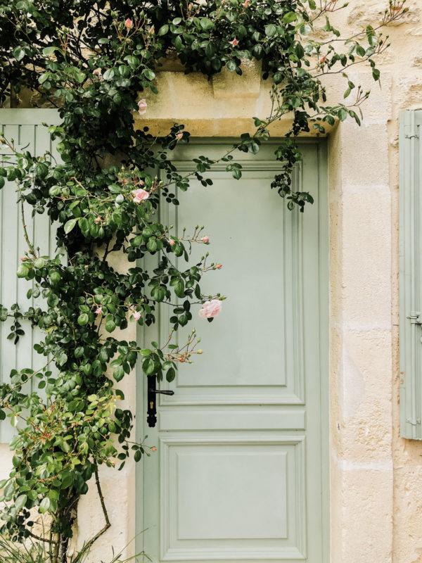 Provence Home Door