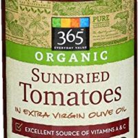 365 Everyday Value, Organic Sundried Tomatoes in Extra Virgin Olive Oil