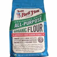 Bob's Red Mill Organic Unbleached All Purpose Flour