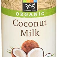 365 Organic Coconut Milk