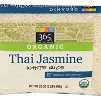 Organic Thai Jasmine White Rice