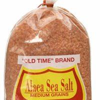 Hawaiian Pa'Akai Inc, Alaea Sea Salt Medium Grains