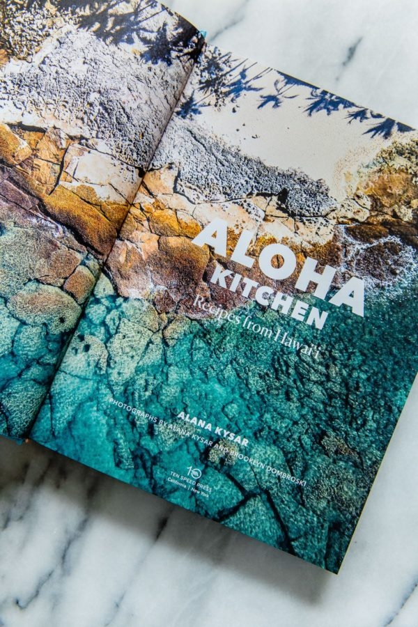 Aloha Cookbook by Alana Ksyar