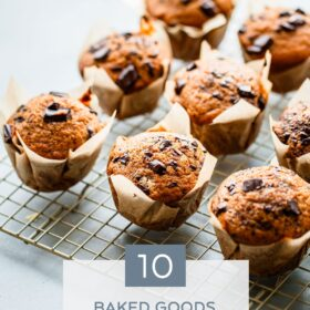 Fall Baked Goods Recipes