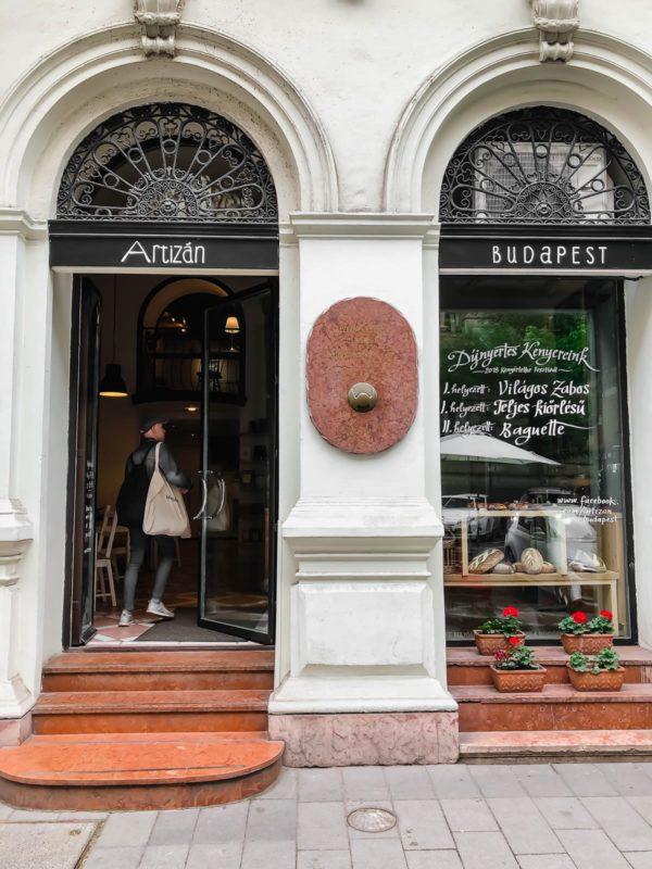 Artizan Bakery Budapest