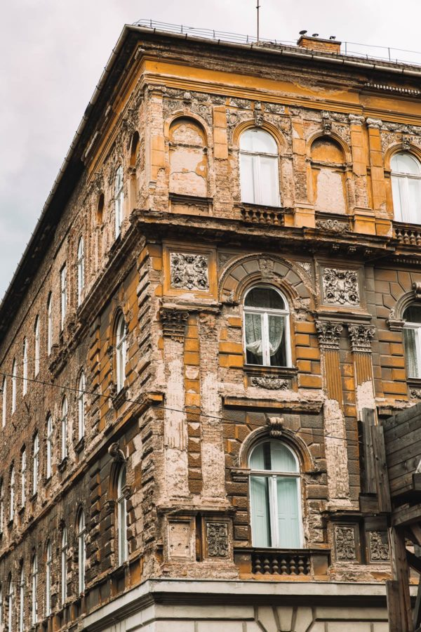 Budapest Architecture