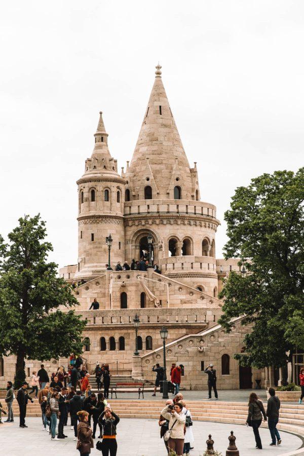 Fisherman's Bastion (Halászbástya) Budapest