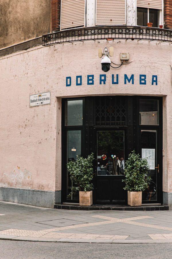 Dobrumba Budapest