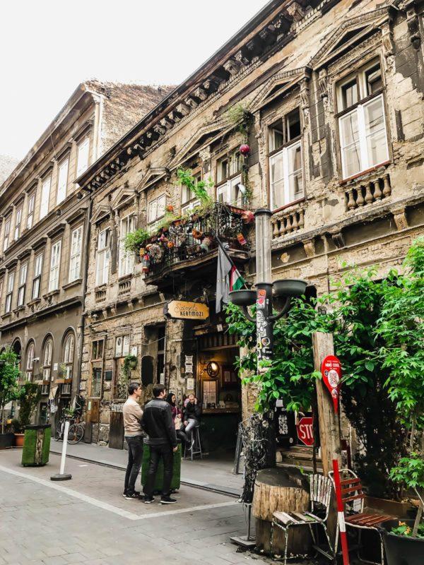 Szimpla Ruin Bars Budapest