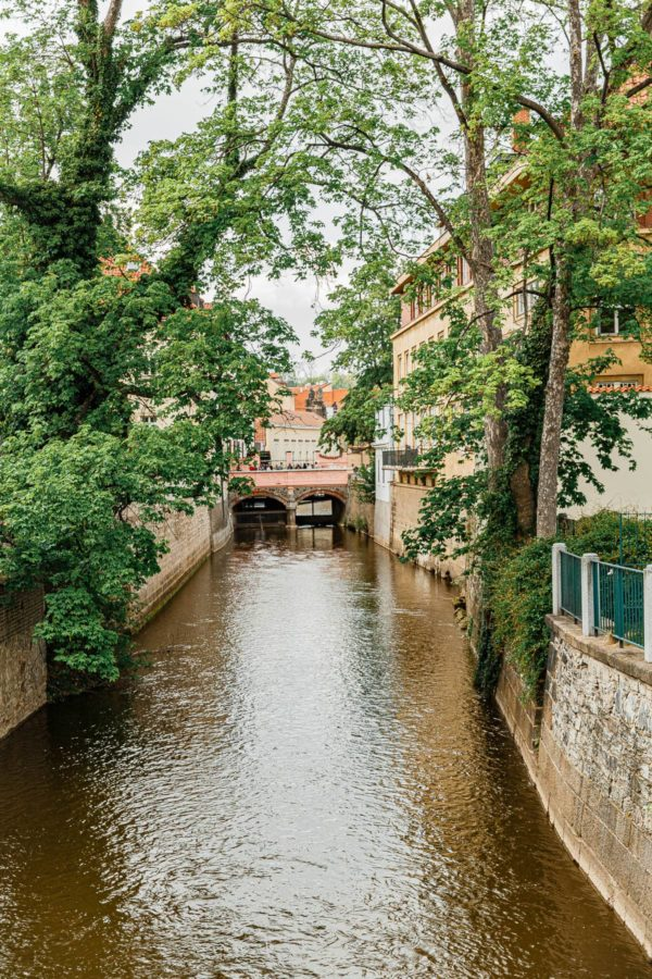 Devils Stream Prague Canal