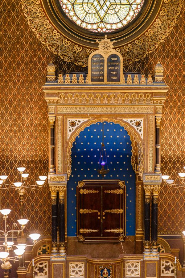 Spanish Synagogue Prague