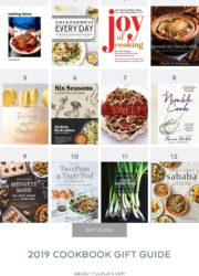 2019 Cookbook Gift Guide