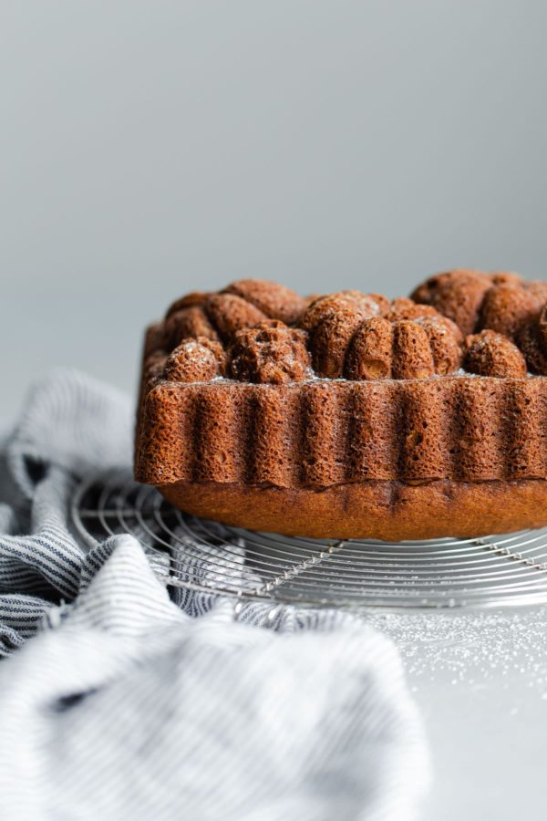Easy Moist Pumpkin Bread