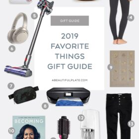 2019 Favorite Things Gift Guide