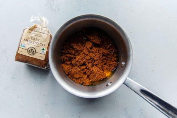 Lebkuchen Batter Ingredients