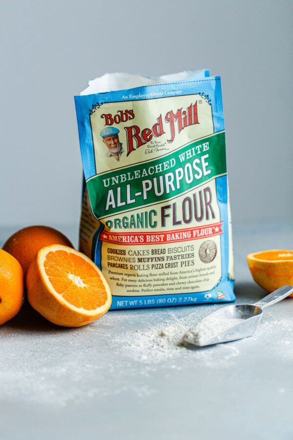 Bobs Red Mill Organic Unbleached All Purpose Flour