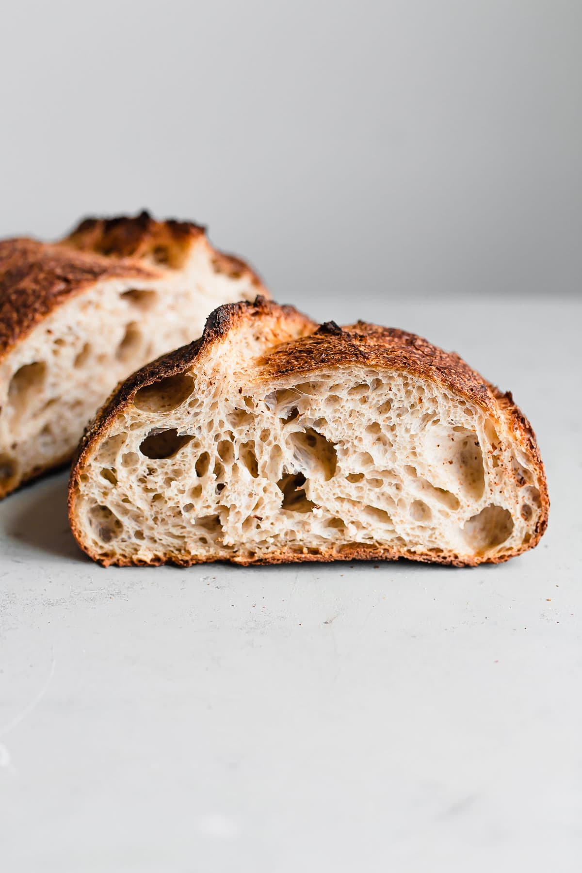 Artisan Sourdough Bread Recipe (Start-to-Finish Video) - A ...