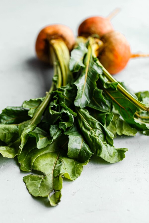 Yellow Beet Greens