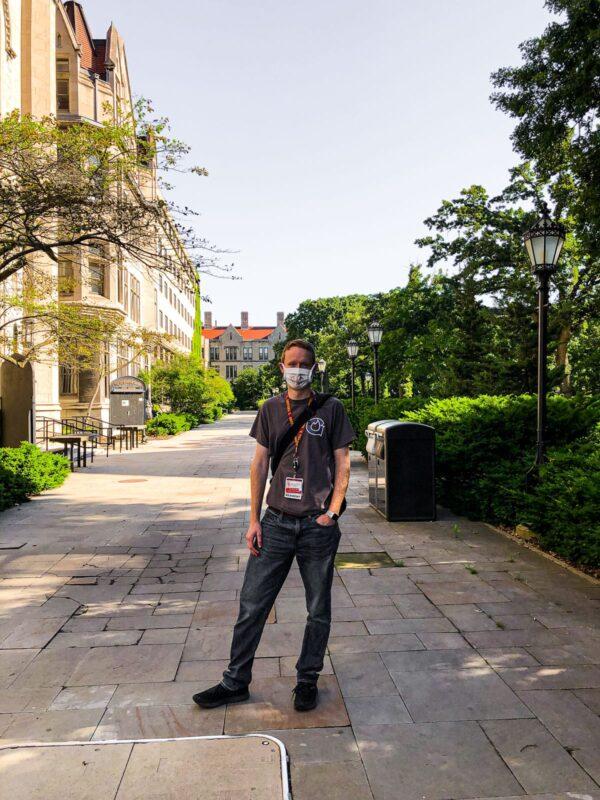 University of Chicago Medical Student