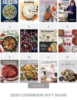 A Beautiful Plate 2020 Cookbook Gift Guide