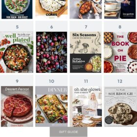 A Beautiful Plate 2020 Cookbook Gift Guide
