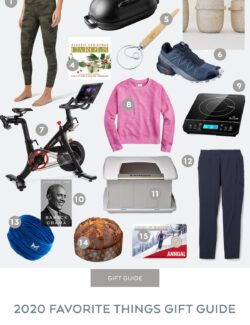 A Beautiful Plate 2020 Favorite Things Guide Guide