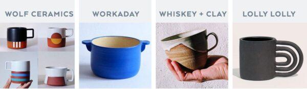 Handmade Ceramics Shop Guide