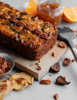 Best Homemade Fruit Cake
