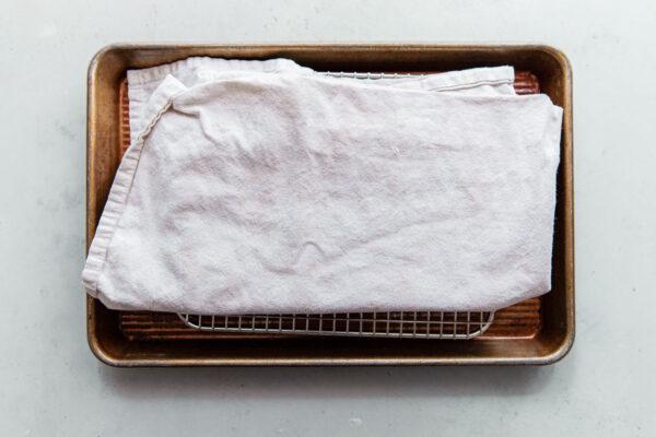 How to Press Tofu