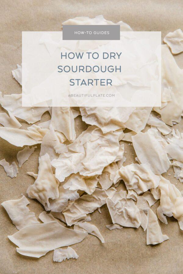 Dry Sourdough Starter Guide