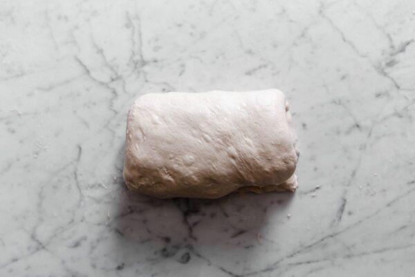 Laminating Sourdough Bread