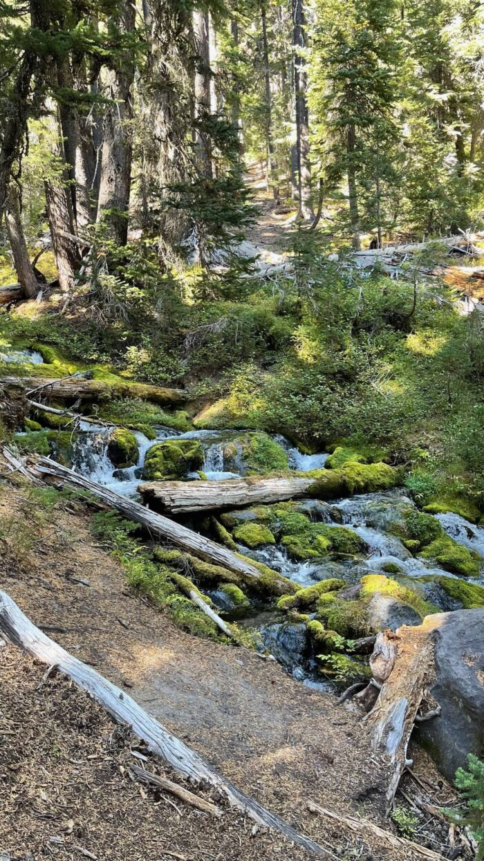 Bend Oregon Mountain Hike